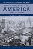 img - for Instructors Manual and Test Bank to Accompany America : a National History, Seventh Edition book / textbook / text book