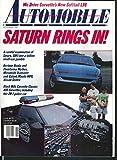 AUTOMOBILE Saturn Bertone Nivola Mitsubishi Diamante Galant Mazda Nissan 11 1990