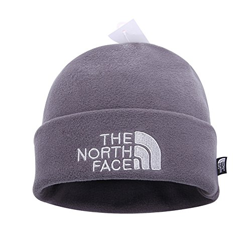 The North Face Double Layers Winter Thicken Polar Fleece Thermal Beanie Hat