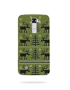 alDivo Premium Quality Printed Mobile Back Cover For LG K7 / LG K7 Back Case Cover (MZ143)