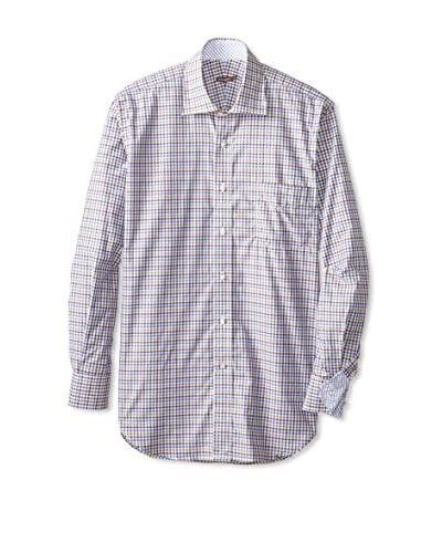 J. McLaughlin Men's Beekman Check Shirt