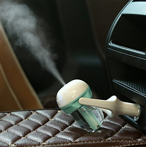 Car Diffuser Essential Oil - Aromatherapy Vehicle Plug In