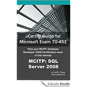 uCertify Guide for Microsoft Exam 70-451 (English Edition)
