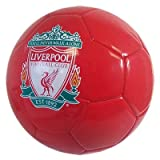 Liverpool FC Official 32 Panel Size 5 Football Red