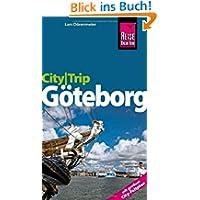 CityTrip Göteborg: Reiseführer mit Faltplan