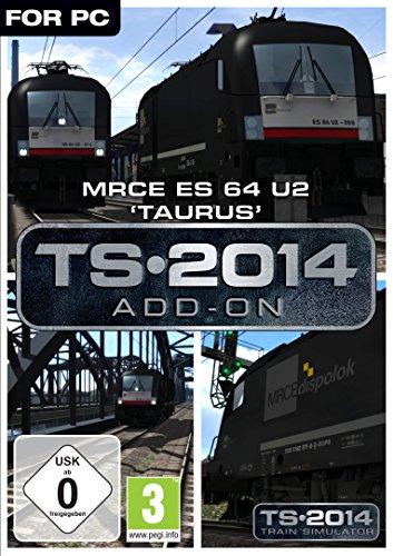Train Simulator 2014 - MRCE ES 64 U2 Taurus Loco Add-On Online Code (PC)