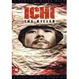 Ichi The Killler Uncut 2-Disc Version (Region 2 The Netherlands PAL)by Tadanobu Asano