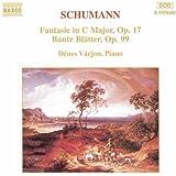 Schumann - Fantasie in C Major; Bunte Blätter