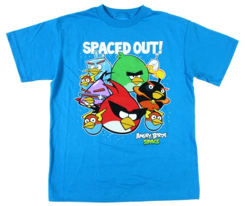 Angry Birds Spaced Out! Boys Shirt (18 )