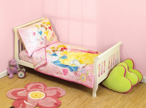 Disney Princess Castle Dreams 4-Piece Toddler Set