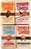 Taliesin/Merlin/Arthur/Pendragon (The Pendragon Cycle 1-4) (0380794209) by Lawhead, Stephen R.