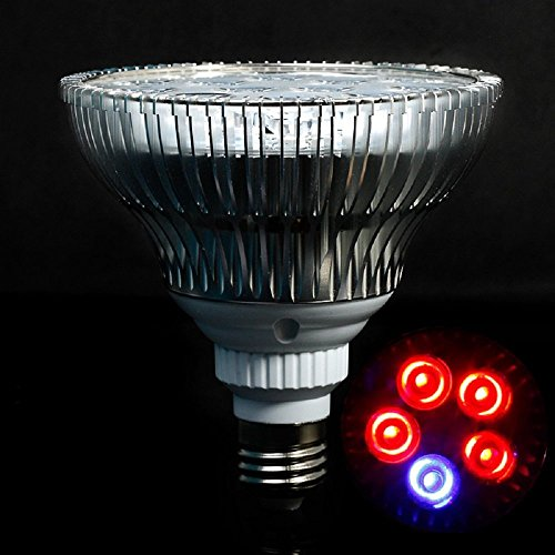 Sourcingbay 15W Led Grow Light E27 Red+Blue Led Grow Lamps For Hydroponic Plants Flowers Vegetables Greenhouse Hydro Lighting Ac85-265V