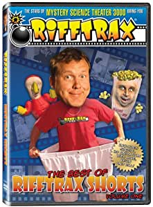 Rifftrax: The Best Of Rifftrax Shorts, Vol.1