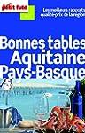 Bonnes tables Aquitaine - Pays-Basque...