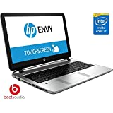 """HP ENVY Touch 15 QUAD Edition Intel Quad Core i7 up to 3.5GHz 15.6"""" HD LED 8GB Ram BEATS Audio WiFi HDMI USB 3.0 Web Cam (Certified Refurbished)"""