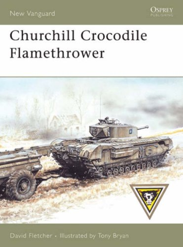 Churchill Crocodile Flamethrower (New Vanguard)