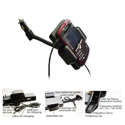 Cheap Fm Transmitter For Blackberry Mobile Phones