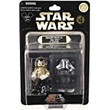 Disney Star Tours Star Wars Donald as Han Solo in Carbonite Figure