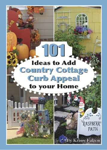 101 Ideas to Add Country Cottage Curb Appeal to Your Home