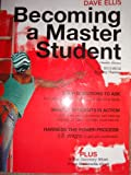 img - for Becoming a Master Student: w/2010-2011 Monthly Planner, 13th edition, book / textbook / text book