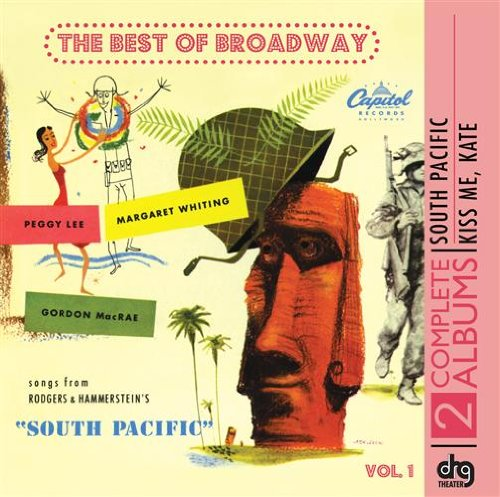 The Best of Broadway, Vol. 1 by Richard Rodgers,&#32;Cole Porter,&#32;Frank de Vol,&#32;Dave Barbour and Paul Weston