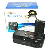 Ex-Pro® Power Grip Olympus HLD-5 HLD5 VALUE KIT (PS-BLS1) Series for Olympus E620, E-620 (Includes 2 x PS-BLS1)