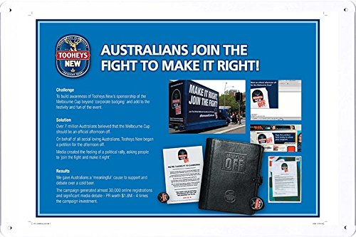 tin-sign-metal-poster-plate-8x12-of-tooheys-new-beer-join-the-fight-to-make-it-right-by-food-beverag