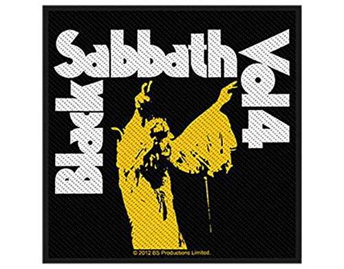 Black Sabbath - Vol. 4 - Toppa/Patch