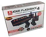 Atari Flashback 4 Classic Game Console (2013 Deluxe Version)