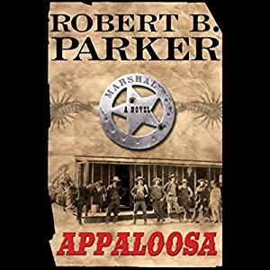 Appaloosa Audiobook