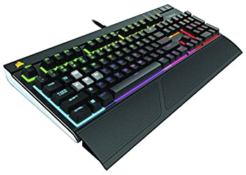 Corsair Gaming STRAFE RGB Cherry MX SILENT 日本語キーボード  KB322 CH-9000121-JP