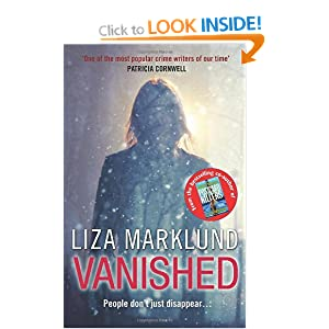 Vanished - Liza Marklund