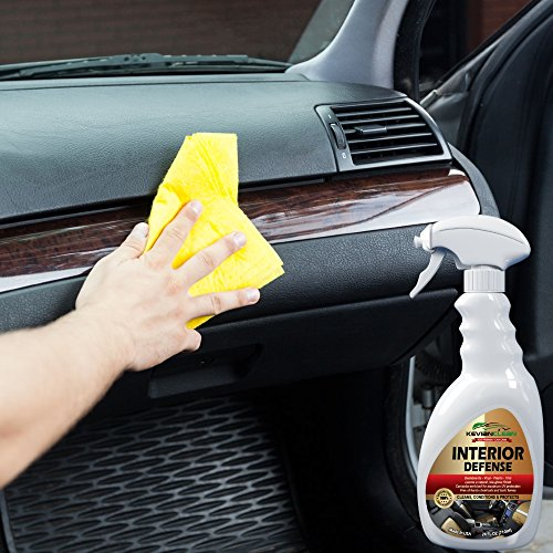 Interior Defense Car Upholstery Cleaner By Kevianclean Best Sun Protection For Auto Dashboard