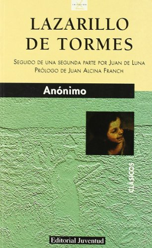 Lazarillo de Tormes (Coleccion Libros de bolsillo Z) (Spanish Edition)