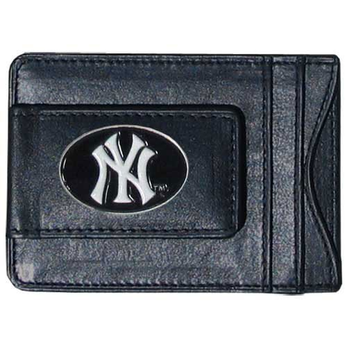 MLB New York Yankees Cash and Card Holder (Ny York Yankees compare prices)