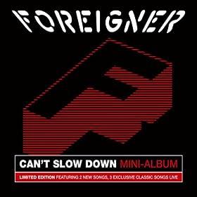 Can't Slow Down (Mini Album) [Live]