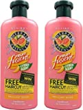 2x Herbal Essences Fruit Fusions Citrus Scent Brilliant Shine Conditioner 400ml