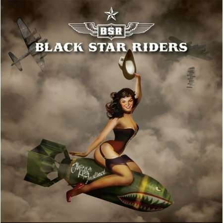 The Killer Instinct (2CD) by BLACK STAR RIDERS (2015-04-12)