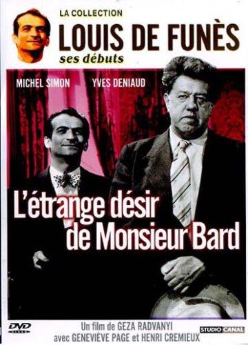 L'Etrange desir de Monsieur Bard / Странное желание господина Бара (1954)