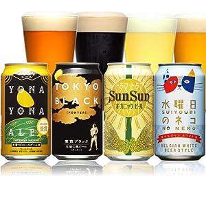 よなよなエール 350ml 4種4缶 クラフトビールお試しビールセット