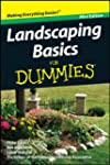 Landscaping Basics For Dummies�, Mini...