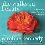 img - for She Walks in Beauty: A Woman's Journey Through Poems book / textbook / text book