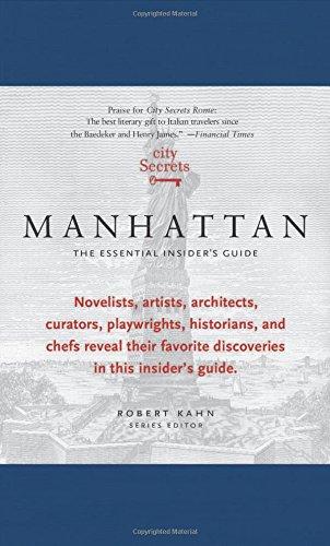 City Secrets Manhattan: The Essential Insider's Guide