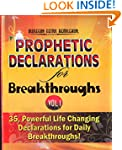 PROPHETIC DECLARATIONS FOR BREAKTHROU...