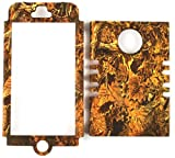 Cell Armor IPHONE4G-RSNAP-WFL001 Rocker Snap-On Case for iPhone 4/4S - Retail Packaging - Hunter Series