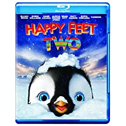 Happy Feet Two (Movie-Only Edition + UltraViolet Digital Copy) [Blu-ray]