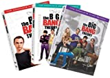 The Big Bang Theory: Seasons 1-3