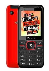 ZIOX S337 PLUS (FIRST TIME INTERNAL 8GB STORAGE KEYPAD MOBILE)