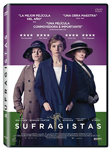 Sufragistas [DVD]