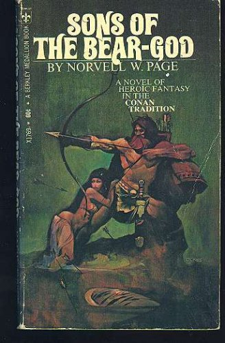 Sons Of The Bear God, Norvell W. Page